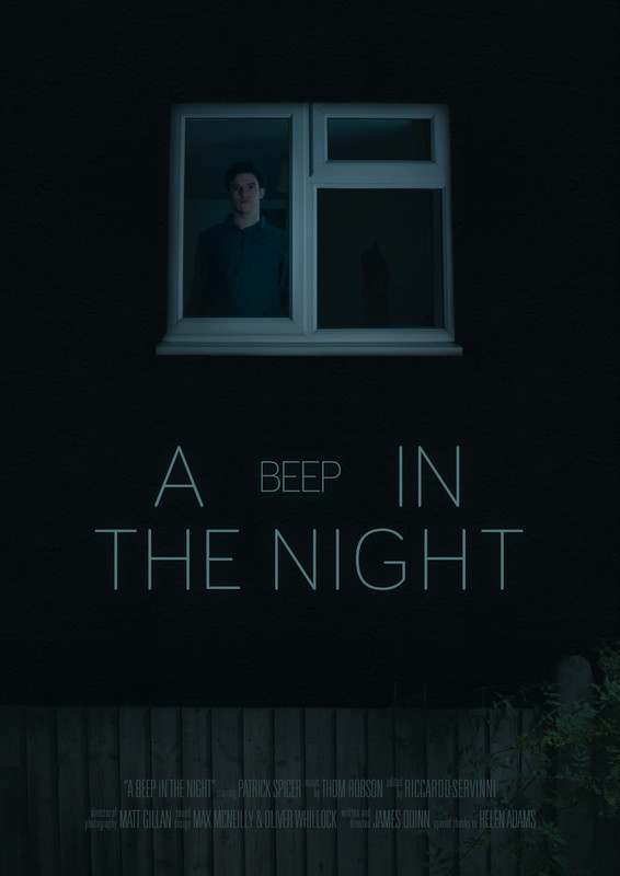 A Beep in the Night Poster
